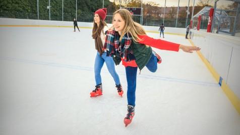 Eiskunstlaufen mit dem WERV