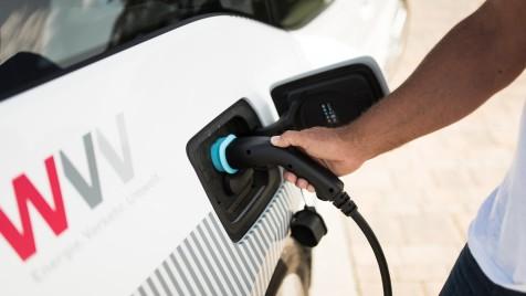 Elektromobilität für Firmen