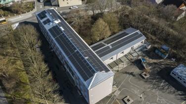 PV-Anlage Grundschule Würzburg-Dürrbachgrund