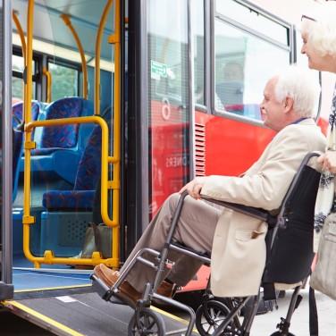 Barrierefreie Mobilität