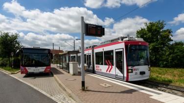 Bus und Straba