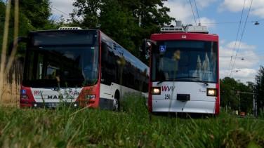 Straßenbahn_Bus_WVV_Würzburg