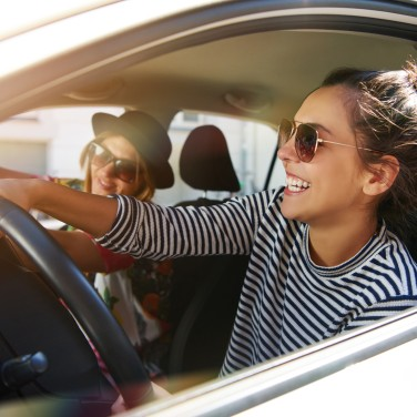 Carsharing_Freundinnen_Ausflug