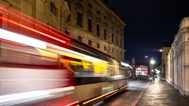 Nachtbus Linie 90