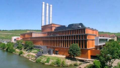 Historie Heizkraftwerk