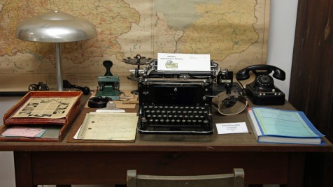 Archiv Arbeitsplatz